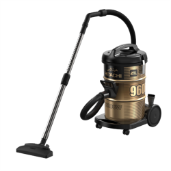 Hitachi 2200W 21L Drum Vacuum Cleaner (CV-960F)