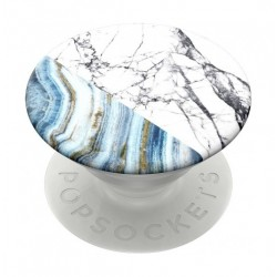 Popsockets Phone Stand and Grip (800955) - Aegean Marble OW
