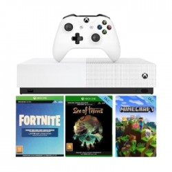 Xbox One All Digital Edition Console + 3 Games