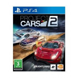 Project Cars 2 - PlayStation 4 Game