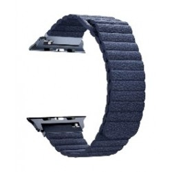 Promate Fiber Strap for 42mm Apple Watch - Blue