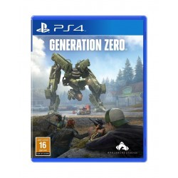 Generation Zero - Playstation 4 Game