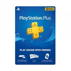 PlayStation Plus 1-Year Membership (U.S. Account) - OneCard