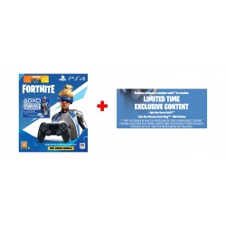 PS4 DS4 + Fortnite Voucher