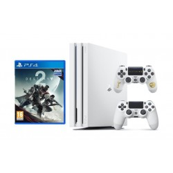 Sony PlayStation 4 Pro 1TB Gaming Console Destiny 2 Limited Edition + Destiny 2 Controller