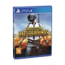Playerunknown's Battlegrounds: PlayStation 4 Game