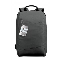 Puro byday Backpack for MacBook Pro 15 and 15.6 inch Notebook - Grey