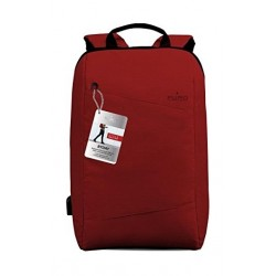 Puro byday Backpack for MacBook Pro 15 and 15.6 inch Notebook - Red