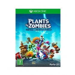 Plants Vs Zombies 3 Battle For Neighborville - XBOX One Game