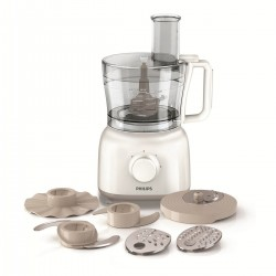 Philips Daily Collection Food Processor 650 Watt with Bowl HR7627/01
