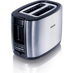 Philips Toaster 950W with 2 Slots - HD2628/20