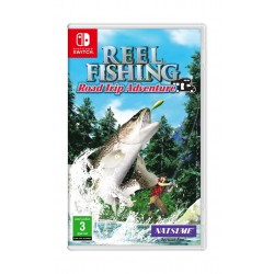 Reel Fishing - Nintendo Switch Game