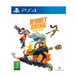 Rocket Arena : Mythic Edition - PS4 game
