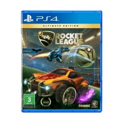 Rocket League Ultimate Edition - PlayStation 4 Game