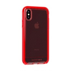 Tech21 Evo Check iPhone XS Case - Rouge