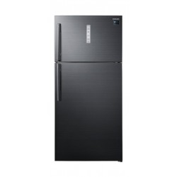 Samsung 21.9 Cft. Top Mount Refrigerator (RT62K7050BS) - Black Silver