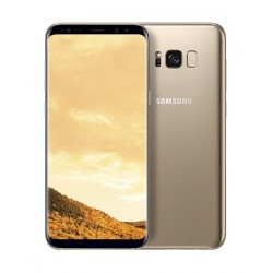 Samsung Galaxy S8 5.8-inch Smartphone, 64GB 12MP 4G LTE Dual Sim – Gold  Back To Back