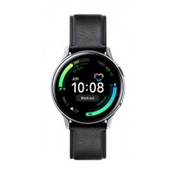 Samsung Galaxy Watch Active2 44mm Stainless Steel - Silver