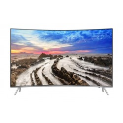 Samsung UA65MU8500RXUM 65-inch 4K Curved Smart TV - Front View