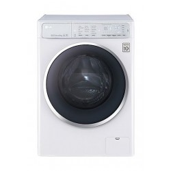 LG Front Load Washer/Dryer 9/6 KG (WS0906WH) - White