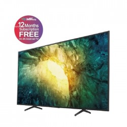 "Sony 43"" Android 4K LED TV (KD-43X7500H)"