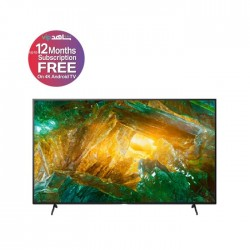 "Sony 65"" Android 4K LED TV (KD-65X8000H)"