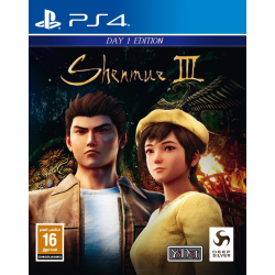 Shenmue III - PS4 Game