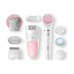 Silk-épil Beauty Set 5 5/875 BS Wet & Dry Epilator