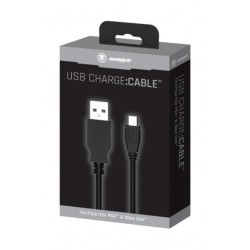 Snakebyte USB charging cable for PlayStation & Xbox One