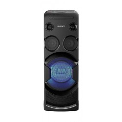 Sony MHC-V44D Bluetooth Potable Audio System - Front View