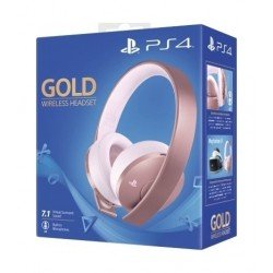 Sony PS4 Wireless Headset (CUHYA-0080) - Rose Gold