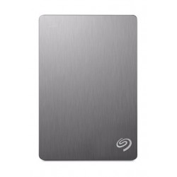 Seagate Backup Plus 4TB Portable Hard Drive (STDR4000900) - Silver