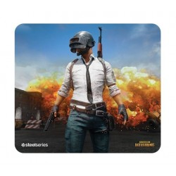 SteelSeries QCK+ PUBG Gaming Mousepad - Erangel Edition 2