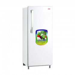 Basic 5.3 CFT Refrigerator (BRS-196ML) - White