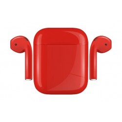 Switch Special Edition Apple Painted Airpod - Gloss Ferrari Red