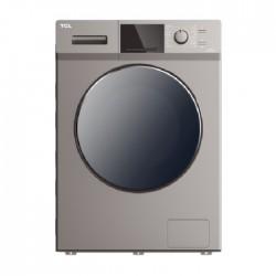 TCL 8kg Front Load Washing Machine (TWF80-M14303DA03-05) - Silver