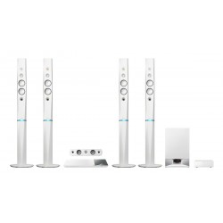 Sony 1200W 5.1-Ch 3D Blue-ray Home Theatre System -  White BDV-N9200W