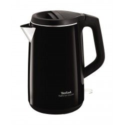 Tefal 1.7L Safe To Touch Kettle (KO260865) - Black