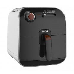 Tefal 1400W Fry Delight Hot Air Fryer (FX1000) - Black