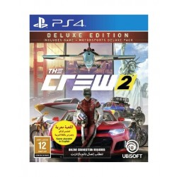 The Crew 2 Deluxe Edition - PlayStation 4 Game