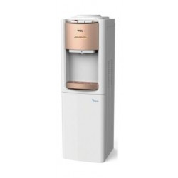 TCL Hot & Cold Water Dispenser (TY-LWYR33B) - White/Gold