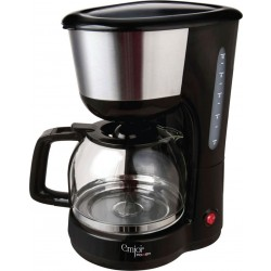 Emjoi Coffee Maker 1000 Watts (UECM-351) - Black