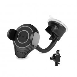 Promate Ultra-Fast Wireless Car Charging Mount