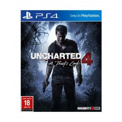 Uncharted 4: A Thief's End - Standard Plus Edition - PlayStation 4 Game