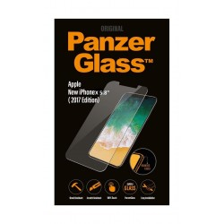 Panzer Glass Screen Protector For iPhone X 5.8 – Black (2017)