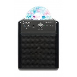 Ion Party Power Bluetooth Speaker With Party Lights
