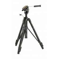 Velbon M47 Tripod With 2 Way Fluid Video Head 155.1CM
