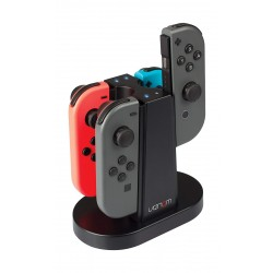 Venom Nintendo Switch Quad Charging Station
