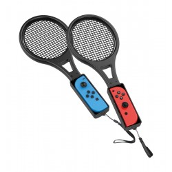 Venom Nintendo Switch Tennis Racket Joy-Con Twin Pack