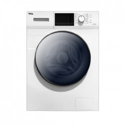 TCL 6kg Front Load Washing Machine  (TWF60-M10303DA03-05) - White